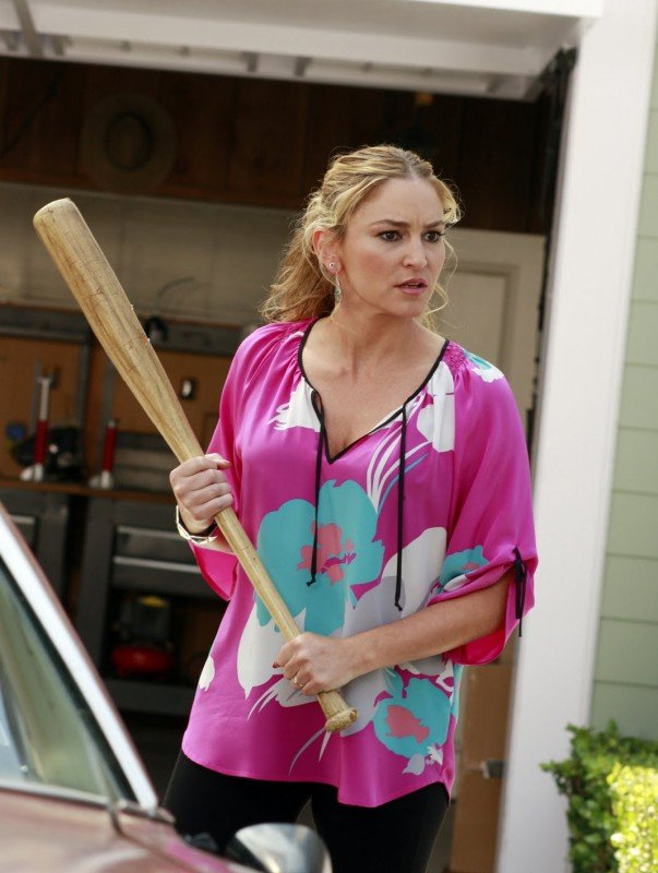 Desperate Housewives: Drea De Matteo in Never Judge a Lady by Her Lover, episodio 3 della sesta stagione