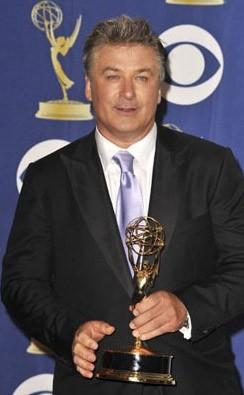 Emmy Awards 2009: Alec Baldwin premiato come miglior attore protagonista per 30 Rock