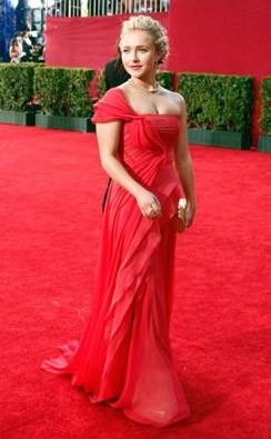Emmy Awards 2009: Hayden Panettiere