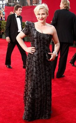 Emmy Awards 2009: Patricia Arquette sul red carpet