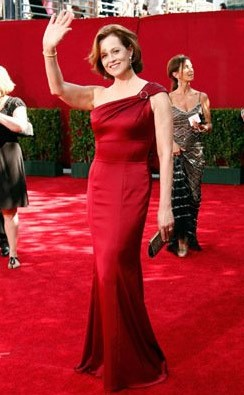 Emmy Awards 2009: una regale Sigourney Weaver