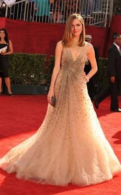 Emmy Awards 2009: una spumeggiante Rose Byrne