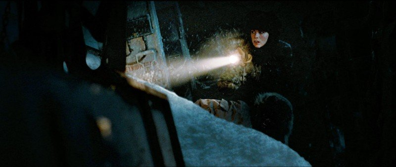 Kate Beckinsale è Carrie Stetko nel film Whiteout - Incubo bianco