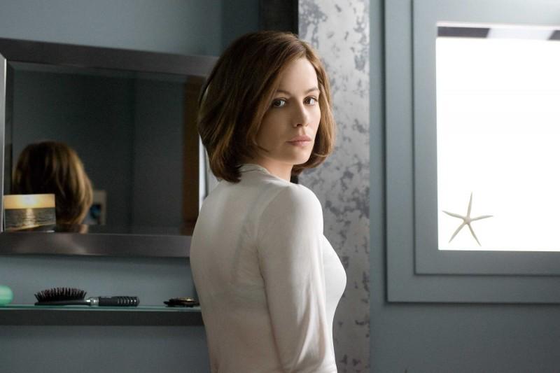 Kate Beckinsale è la protagonista del film Whiteout - Incubo bianco