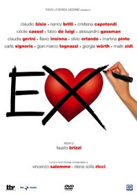 La copertina di Ex (dvd)