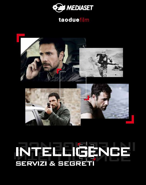 La locandina di Intelligence