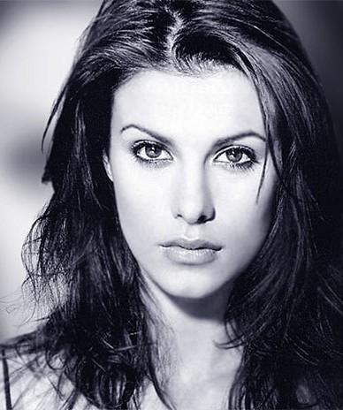 la showgirl Elisabetta Canalis