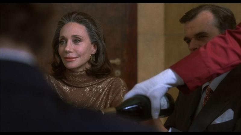 Marisa Berenson e Pippo Delbono in una scena del film Io sono l'amore
