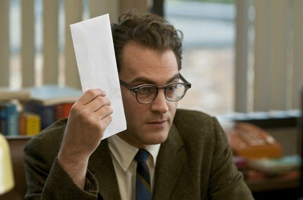 Michael Stuhlbarg in un'immagine di A Serious Man
