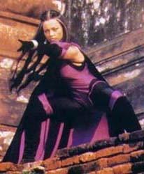 Musetta Vander nel film Mortal Kombat: Distruzione totale