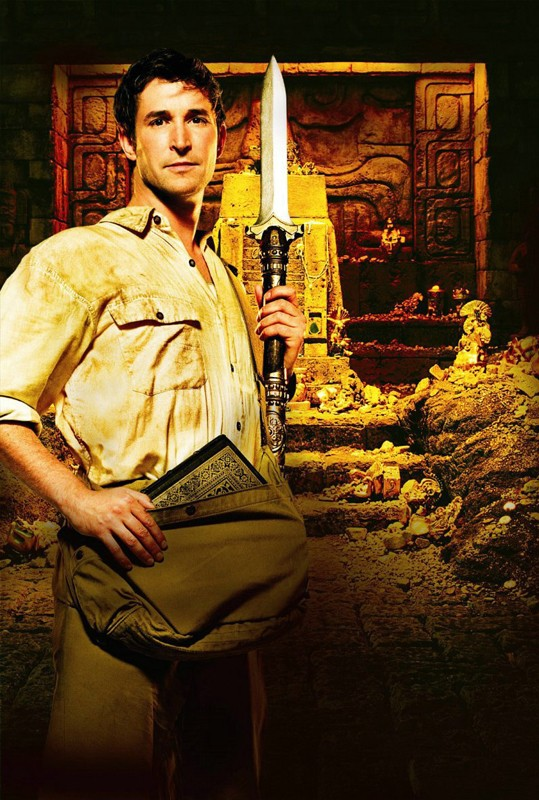 Noah Wyle interpreta Flynn Carsen nel film The Librarian: Quest for the Spear