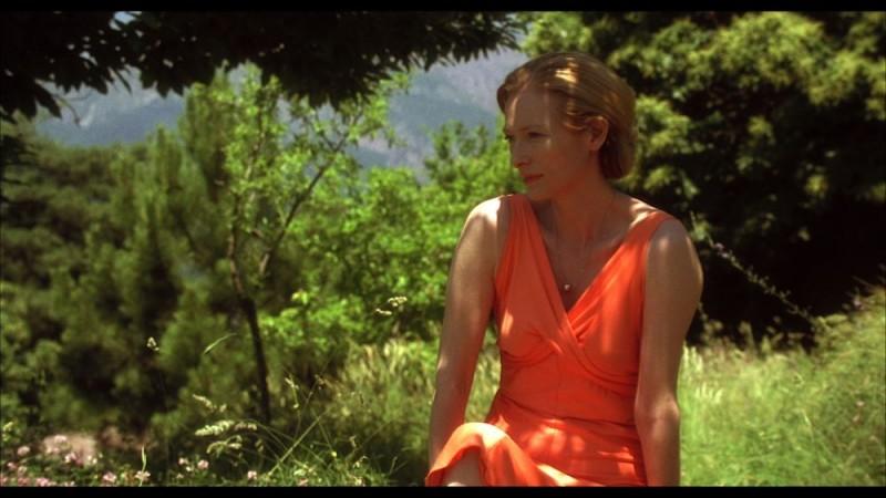 Tilda Swinton è la protagonista del film Io sono l'amore