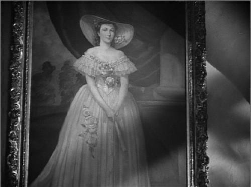 Una scena del film Rebecca, la prima moglie ( 1940 )