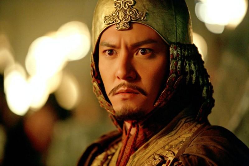 Una scena del kolossal La battaglia dei tre regni di John Woo