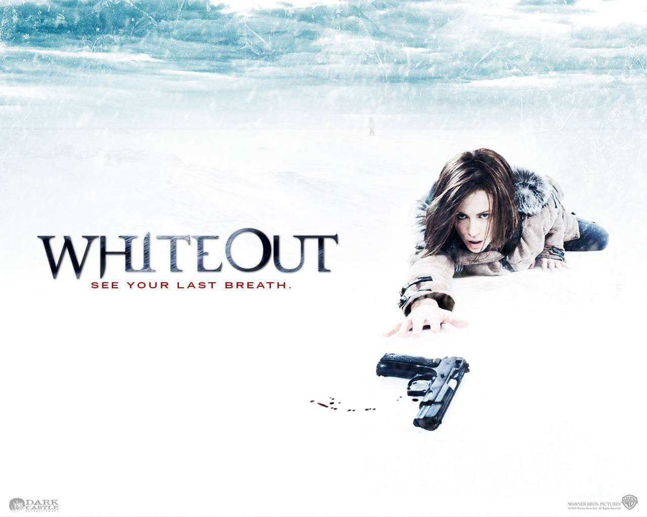 Wallpaper del film Whiteout - Incubo bianco