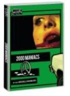 La copertina di 2000 Maniacs (dvd)
