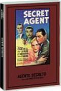 La copertina di Agente segreto (dvd)