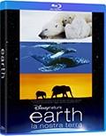 La copertina di Earth - La nostra terra (blu-ray)