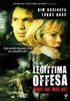 La copertina di Legittima offesa (dvd)