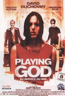 La locandina di Playing God