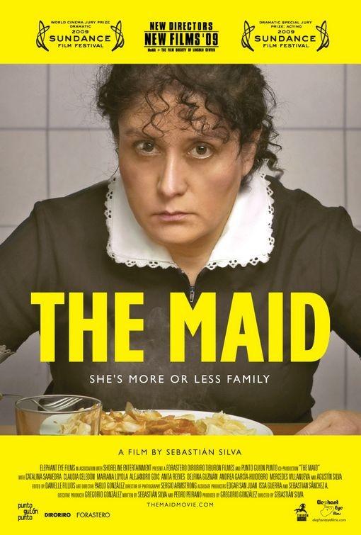 Nuovo poster per il film La Nana (The Maid)