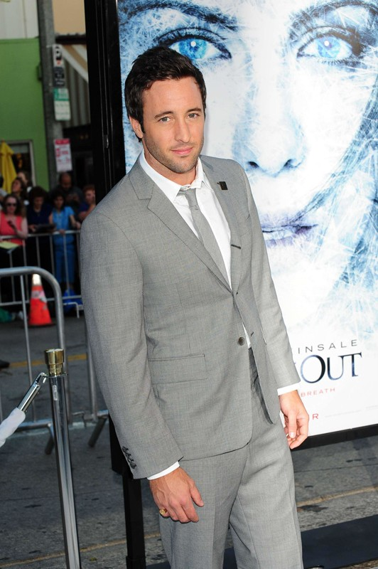 Alex O'Loughlin alla premiere del film Whiteout - Incubo bianco, a Los Angeles, il 9 Settembre 2009