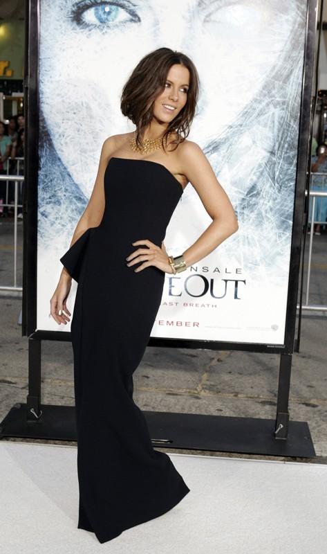 Kate Beckinsale alla premiere del film Whiteout - Incubo bianco, a Los Angeles, il 9 Settembre 2009