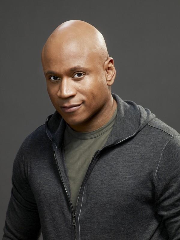 LL COOL J è l'agente speciale Sam Hanna nella serie NCIS: Los Angeles