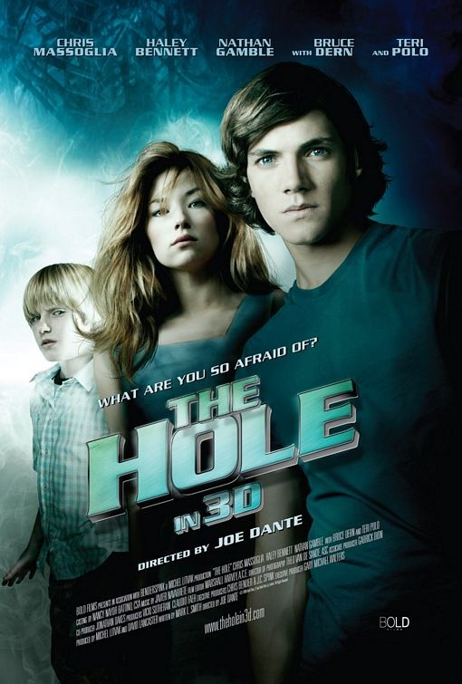 Nuovo poster per The Hole in 3D