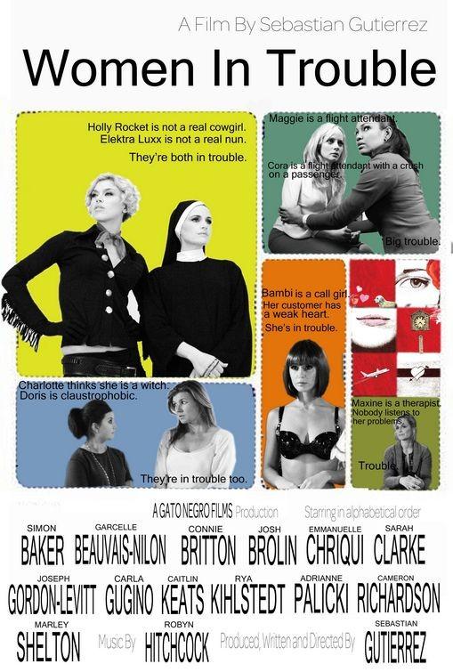 Teaser Poster 1 per Women in Trouble