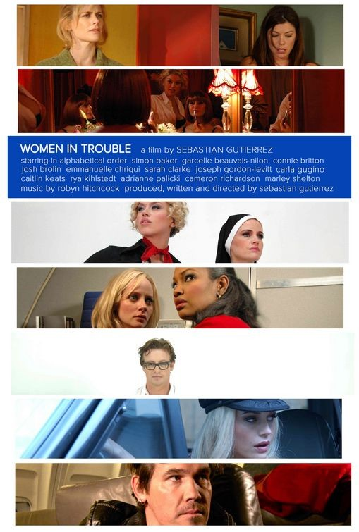 Teaser Poster 3 per Women in Trouble