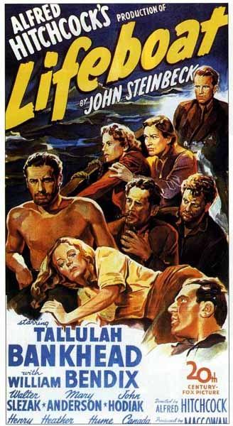 Locandina del film Prigionieri dell\'oceano ( 1943 )