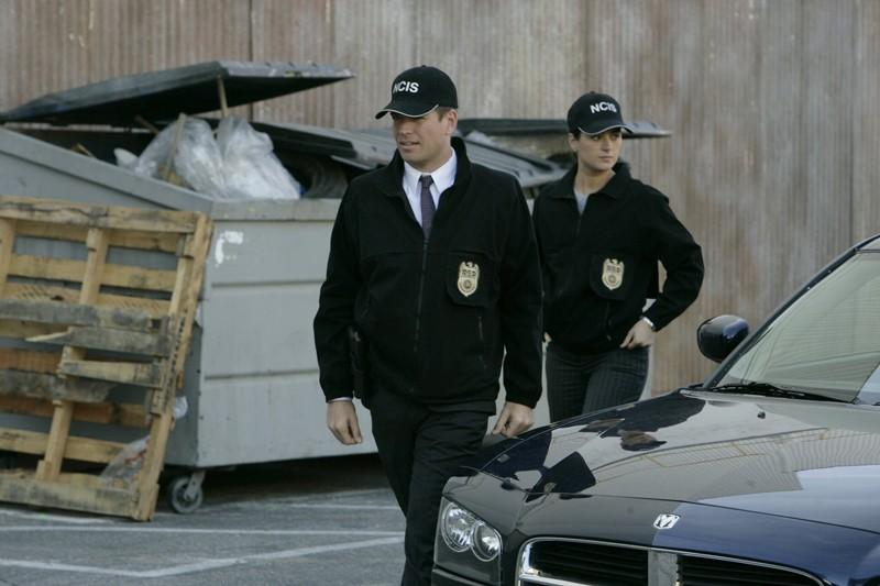 Michael Weatherly e Cote de Pablo nell'episodio 'Love & War' della serie tv Navy NCIS