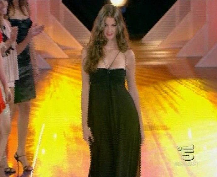 Francesca Fioretti in TV