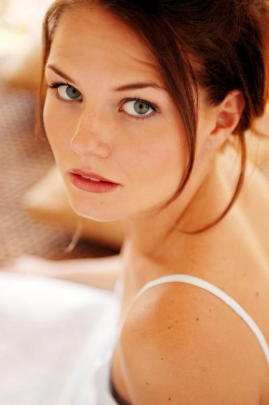 l'attrice Jennifer Morrison