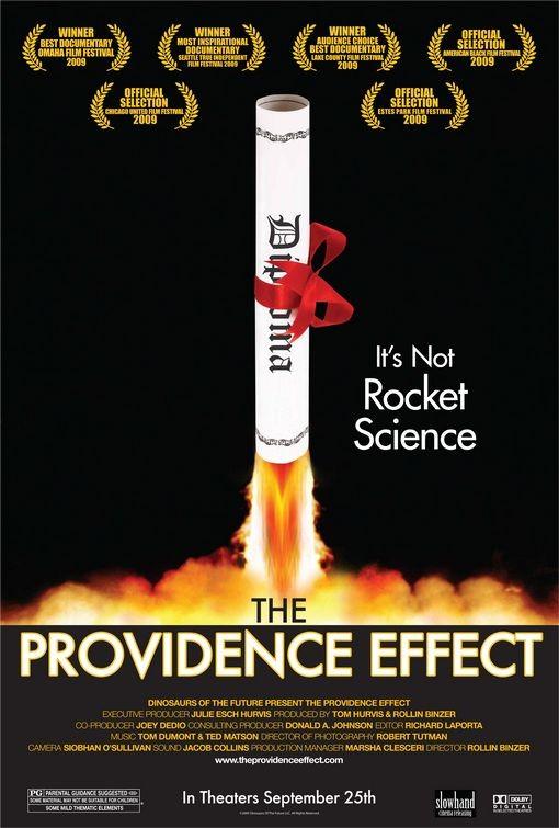 La locandina di The Providence Effect