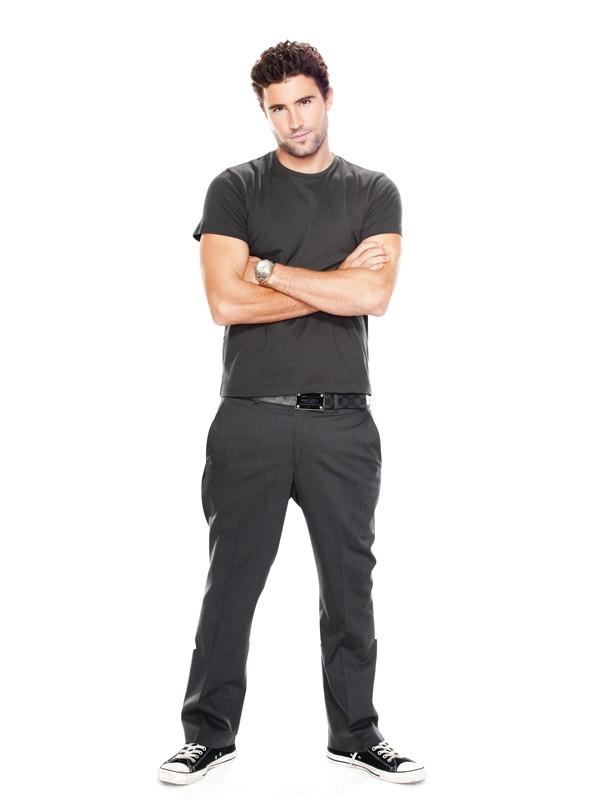 Brody Jenner in posa per la 5 stagione di The Hills