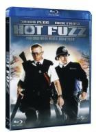 La copertina di Hot Fuzz (blu-ray)