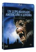 La copertina di Un Lupo Mannaro Americano a Londra (blu-ray)