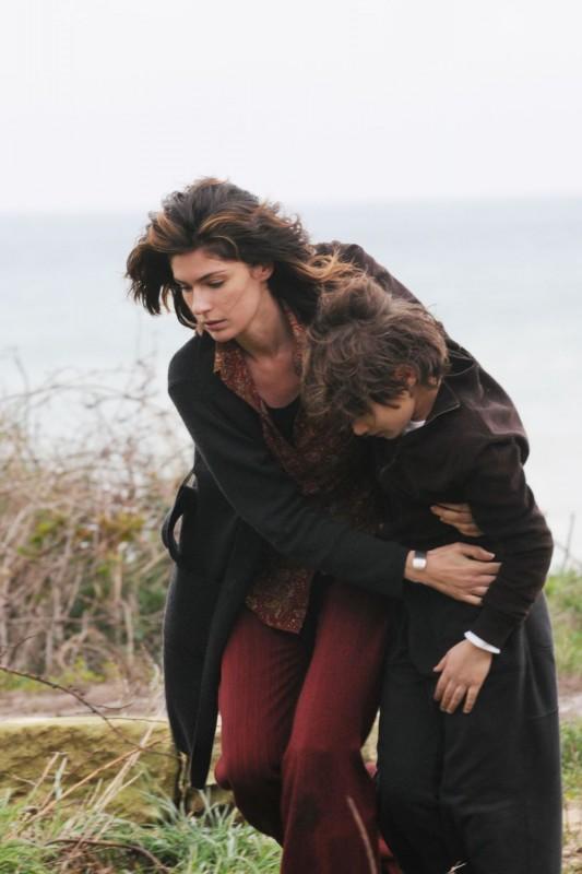 Anna Valle e Celeste Cuppone in un'immagine della terza stagione della serie tv Nebbie e delitti