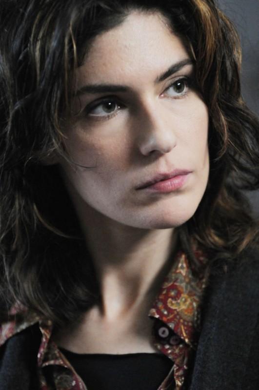 Anna Valle in un'immagine della terza stagione della serie tv Nebbie e delitti