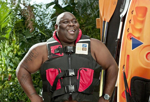 Faizon Love nel film L'isola delle coppie (2009)