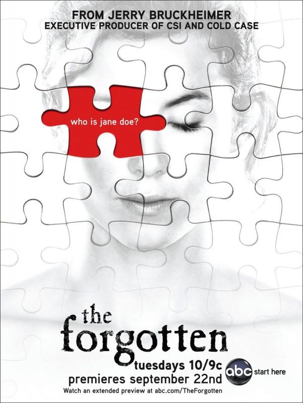 La locandina di The Forgotten