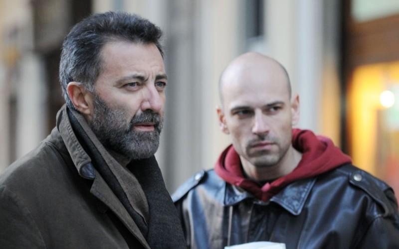 Luca Barbareschi, protagonista della serie tv Nebbie e delitti nel ruolo del Commissario Soneri