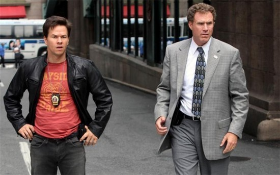 Mark Wahlberg e Will Ferrell sono the Other Guys