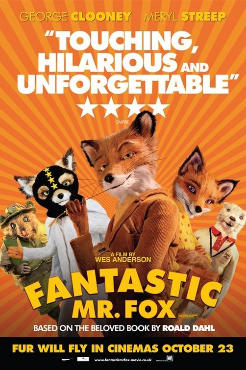 Nuovo poster per The Fantastic Mr. Fox