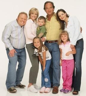 Un\'immagine del cast de La vita seconda Jim