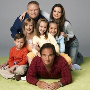 Una foto del cast de La vita seconda Jim