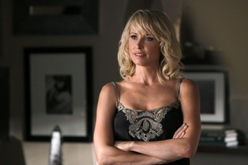 Josie Bissett nell'episodio Vine di Melrose Place