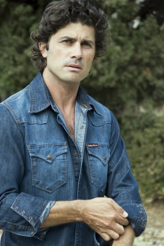 L'attore Giuseppe Morrone fotografato da Lea Zalco -